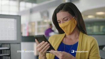 Credit Sesame VantageScore TV Spot, 'Accuracy Counts: Masks' - Thumbnail 5