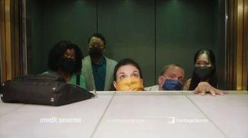 Credit Sesame VantageScore TV Spot, 'Accuracy Counts: Masks' - Thumbnail 6