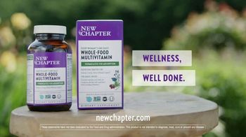 New Chapter Organics Every Woman's One Daily Whole-Food Multivitamin TV Spot, 'Do You' - Thumbnail 8