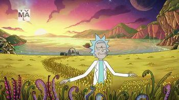 Rick and Morty Season Four Home Entertainment TV Spot