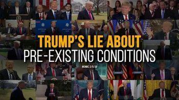 Priorities USA TV Spot, 'Trump Lies' - Thumbnail 2
