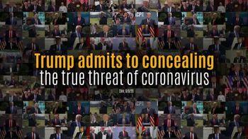 Priorities USA TV Spot, 'Trump Lies' - Thumbnail 4