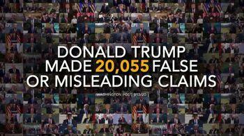 Priorities USA TV Spot, 'Trump Lies' - Thumbnail 5