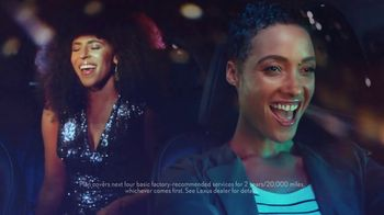 Lexus Fall Collection Sales Event TV Spot, 'Fall in Love' [T2]