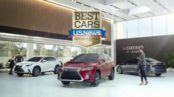 Lexus Fall Collection Sales Event TV Spot, 'Fall in Love' [T2] - Thumbnail 7
