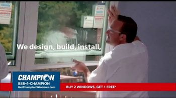 Champion Windows Fall Sale TV Spot, 'Your Safe Place: Buy Two, Get One Free' - Thumbnail 7