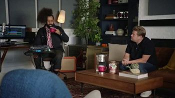 Keurig K-Supreme Plus Brewer TV Spot, 'Hits All The Right Notes' Featuring James Corden - Thumbnail 1