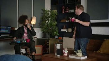 Keurig K-Supreme Plus Brewer TV Spot, 'Hits All The Right Notes' Featuring James Corden - Thumbnail 10