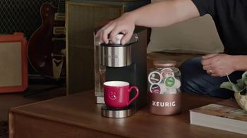 Keurig K-Supreme Plus Brewer TV Spot, 'Hits All The Right Notes' Featuring James Corden