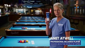 Blue-Emu Ultra Hemp TV Spot, 'Get Back in the Game' Featuring Janet Atwell - Thumbnail 2