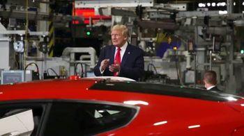 Donald J. Trump for President TV Spot, 'Better Future' - Thumbnail 8