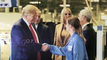 Donald J. Trump for President TV Spot, 'Delivered' - Thumbnail 6