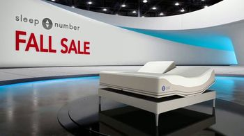 Sleep Number Fall Sale TV Spot, 'Temperature Balance: Save up to $700: 0% Interest for 36 Months' - Thumbnail 1