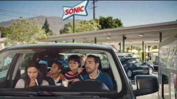 Sonic Drive-In Trick or Treat Blasts TV Spot, 'Me encanta' [Spanish] - Thumbnail 1