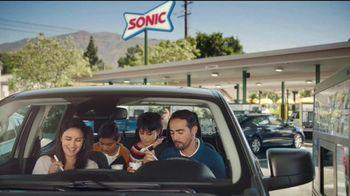 Sonic Drive-In Trick or Treat Blasts TV Spot, 'Me encanta' [Spanish] - Thumbnail 3