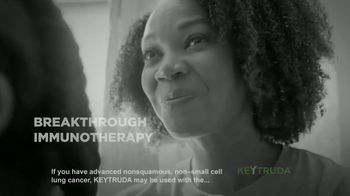 Keytruda TV Spot, 'The Moment' - 2584 commercial airings