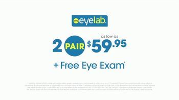 My Eyelab TV Spot, 'Always Here for You: Two Pairs for $59.95' - Thumbnail 4