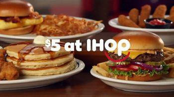 IHOPPY Hour TV Spot, 'Happy Hour: $5' - Thumbnail 2