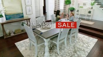 Ashley HomeStore Fall in Love With Home Sale TV Spot, '30% Off and 0% Interest' - Thumbnail 2