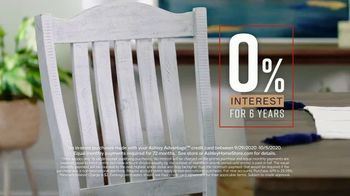 Ashley HomeStore Fall in Love With Home Sale TV Spot, '30% Off and 0% Interest' - Thumbnail 7