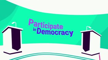 The News Literacy Project TV Spot, 'Voting Depends on You' - Thumbnail 1