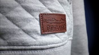 L.L. Bean Quilted Sweatshirt TV Spot, 'Made for This' Song by Cheryl Lynn - Thumbnail 1