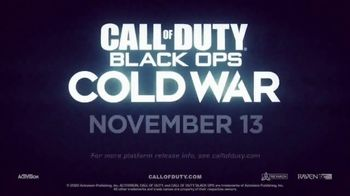 XFINITY TV Spot, 'Call of Duty: Black Ops Cold War: Open Beta Early Access' - Thumbnail 7