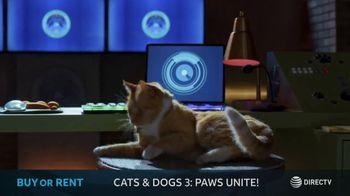 DIRECTV Cinema TV Spot, 'Cats & Dogs 3: Paws Unite!' - Thumbnail 5