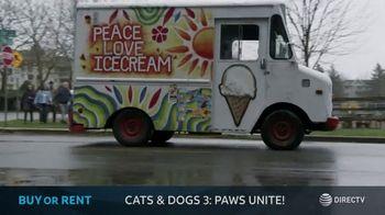 DIRECTV Cinema TV Spot, 'Cats & Dogs 3: Paws Unite!' - Thumbnail 6