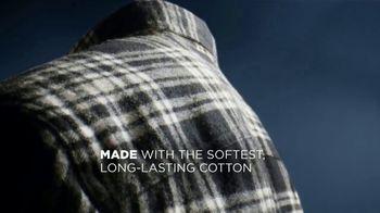 L.L. Bean Scotch Plaid Flannel Shirts TV Spot, 'Made for This' Song by Cheryl Lynn - Thumbnail 7