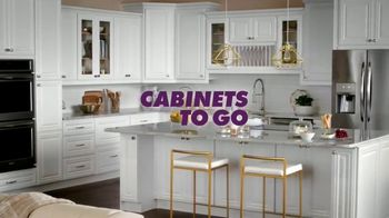 Cabinets To Go TV Spot, 'Priced to Wow: Buy One Get One'