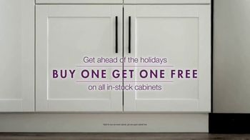 Cabinets To Go TV Spot, 'Priced to Wow: Buy One Get One' - Thumbnail 4