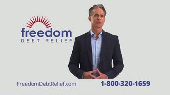 Freedom Debt Relief TV Spot, 'Urgent Message: Resolve Today' - Thumbnail 5