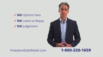 Freedom Debt Relief TV Spot, 'Urgent Message: Resolve Today' - Thumbnail 6