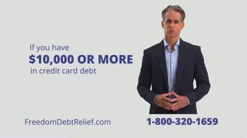 Freedom Debt Relief TV Spot, 'Urgent Message: Resolve Today' - Thumbnail 7
