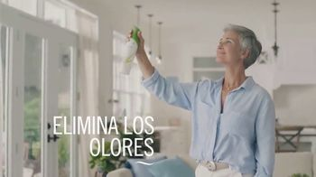 Febreze LIGHT TV Spot, 'Eliminar los malos oloroes' [Spanish] - Thumbnail 5