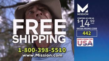 Mission Cooling TV Spot, 'Keep Covered Inside and Out: $14.99' - Thumbnail 10