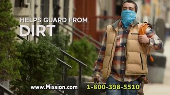 Mission Cooling TV Spot, 'Keep Covered Inside and Out: $14.99'