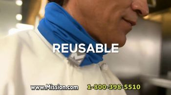 Mission Cooling TV Spot, 'Keep Covered Inside and Out: $14.99' - Thumbnail 4