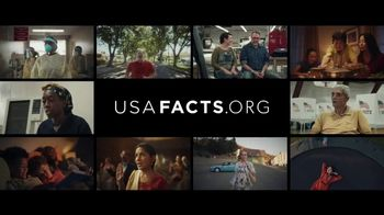 USAFacts TV Spot, 'Change the Story' - Thumbnail 10