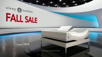 Sleep Number Fall Sale TV Spot, 'Queen c4 Smart Bed: $1,399' - Thumbnail 1