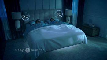 Sleep Number Fall Sale TV Spot, 'Queen c4 Smart Bed: $1,399' - Thumbnail 2