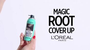 L'Oreal Paris Magic Root Cover Up TV Spot, 'Selfies: Haircolor Concierge' Featuring Eva Longoria