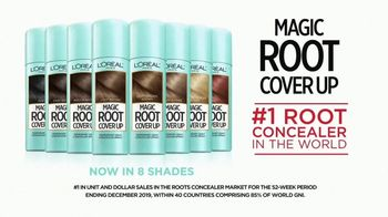 L'Oreal Paris Magic Root Cover Up TV Spot, 'Selfies: Haircolor Concierge' Featuring Eva Longoria - Thumbnail 7