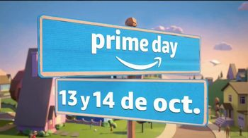 Amazon Prime Day TV Spot, 'Dos días' canción de Spiral Starecase [Spanish] - 524 commercial airings