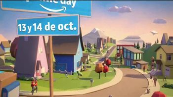 Amazon Prime Day TV Spot, 'Dos días' canción de Spiral Starecase [Spanish] - Thumbnail 2