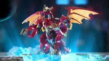 Bakugan Dragonoid Infinity TV Spot, 'Armor Up'