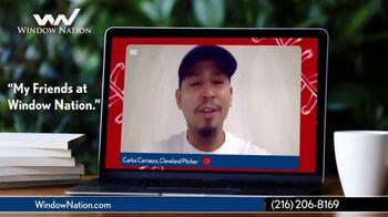 Window Nation TV Spot, 'Video Call: 50% Off Windows' Featuring Carlos Carrasco