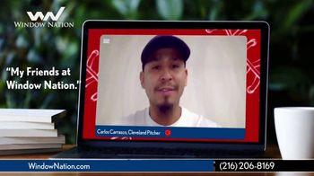 Window Nation TV Spot, 'Video Call: 50% Off Windows' Featuring Carlos Carrasco - Thumbnail 2