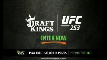 DraftKings TV Spot, 'UFC 253: $10,000 Pool'